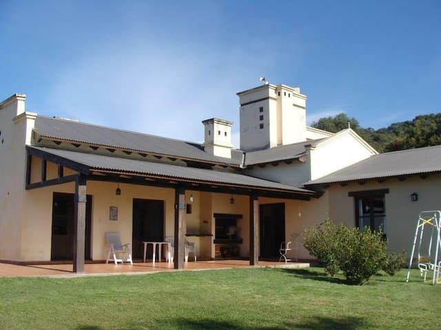 Casa en barrio privado en Salta