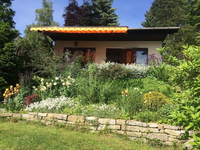 Ein schönes Fleckchen Erde - Saalburg-Ebersdorf - Domek parterowy