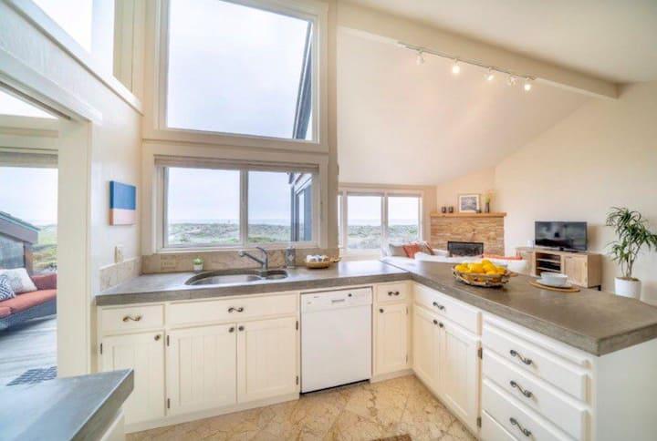 Ocean Front Villa at Monterey Dunes