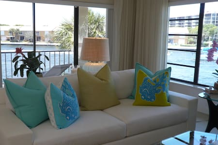 Contemporary Coastal Condo - Highland Beach