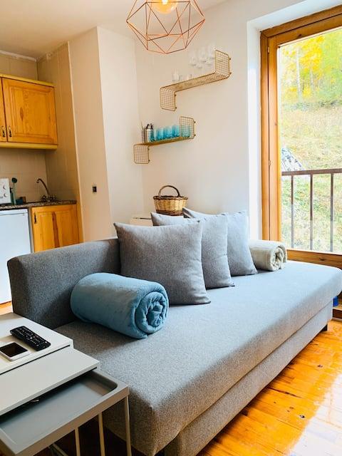 Apartamento con encanto listo para tu descanso
