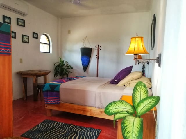 Special and Private house La Punta, Zicatela