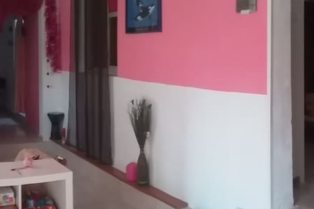 "4 bed room house with patio ""Sweet Home"" - Nea Agchialos - Rumah"