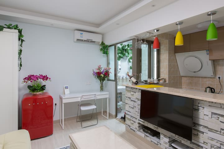 TOM's cottage-travel leisure Home,Nanshan Shenzhen - Shenzhen - Byt
