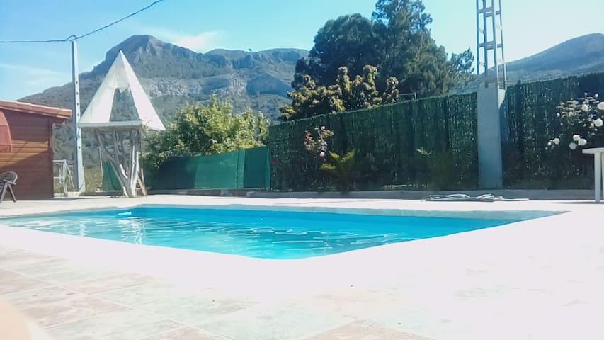 Casa bioenergetica cuantica - Gandia - Natur-Lodge