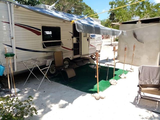 Camping in LOVE & ADVENTURE , TULUM