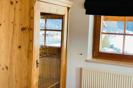 RENOVIERT: Wohnung mit fantastischem Kaiserblick