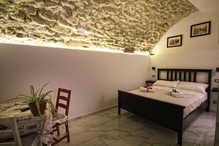 Il rifugio appartamento nel centro di Pozzuoli