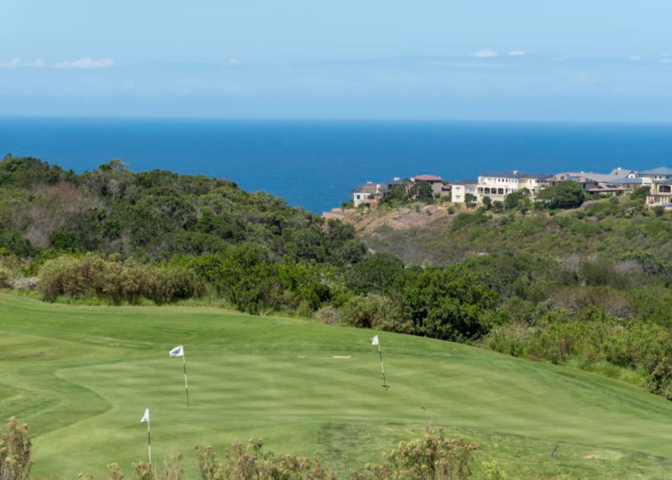 Golf at R500 per person per round with a free cart!!