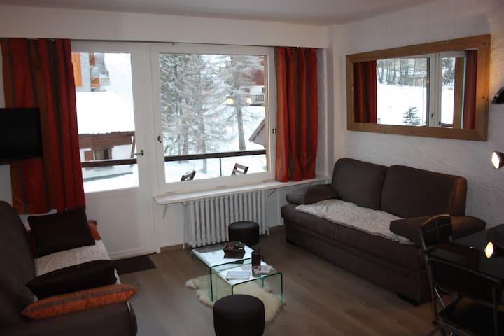 Studio neuf 3 pers Val d'Isère Centre - Val-d'Isère