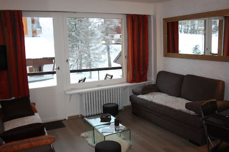 Studio neuf 3 pers Val d'Isère Centre