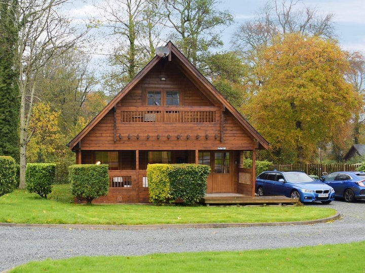 Flynn's Lodge (UK13291)