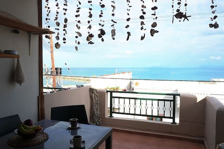 1AG50 Amazing Sea view Home near Chania - Kolimvari