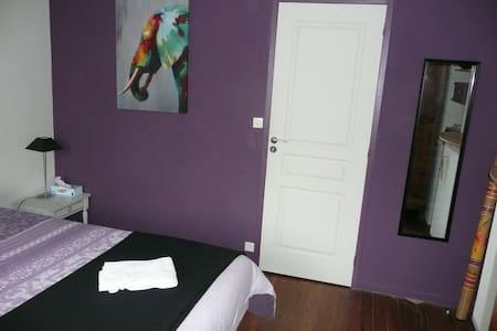 GARDEN ROOM Side - Laval - Bed & Breakfast