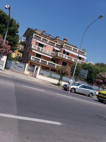 Appartamento Versilia Lungomare