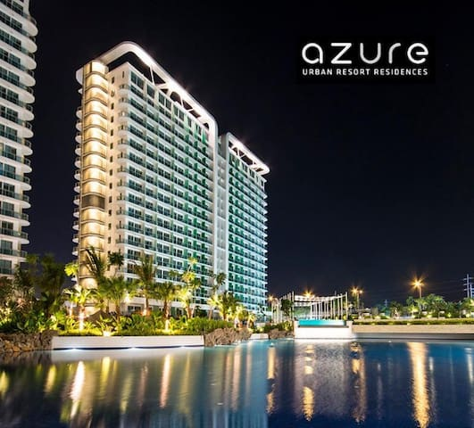 2 bed Room at Azure Condo - Manille - Appartement en résidence