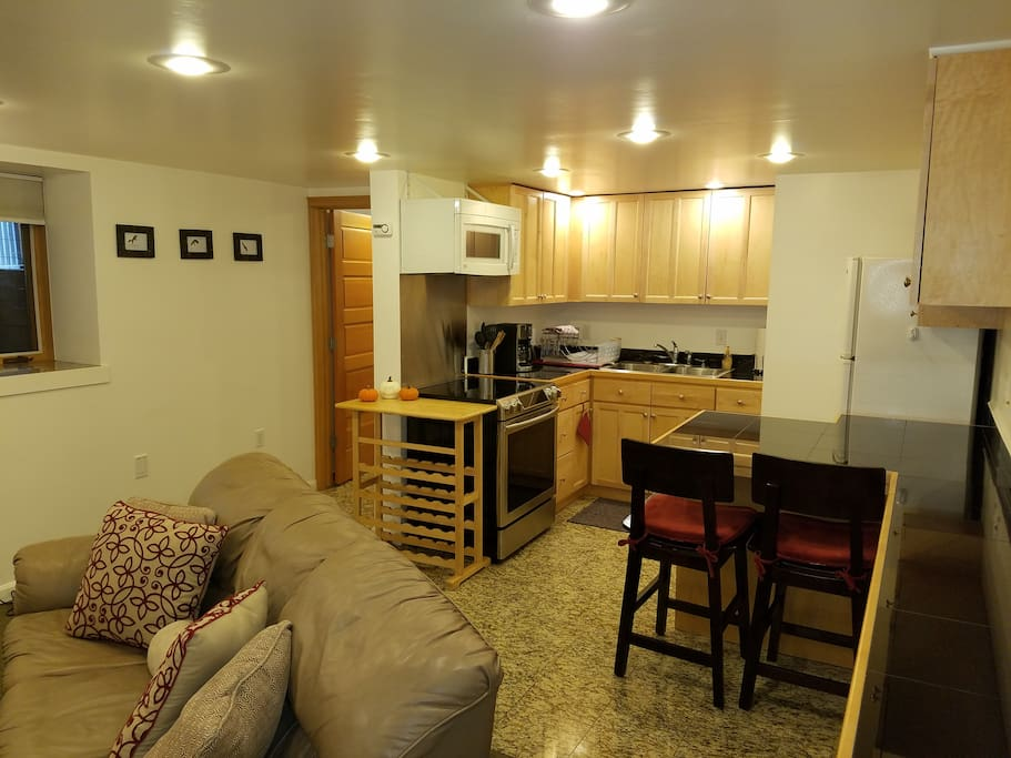 Apartment in historic bozeman home apartments for rent in bozeman montana united states for One bedroom apartments in bozeman mt