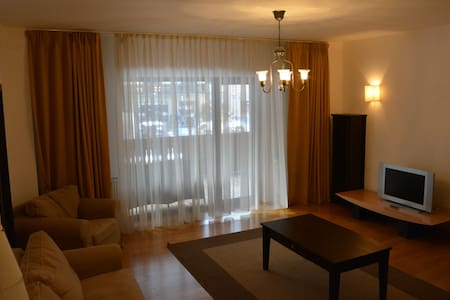 Cosy apartment in Predeal, by the ski slope - Predeal - Daire