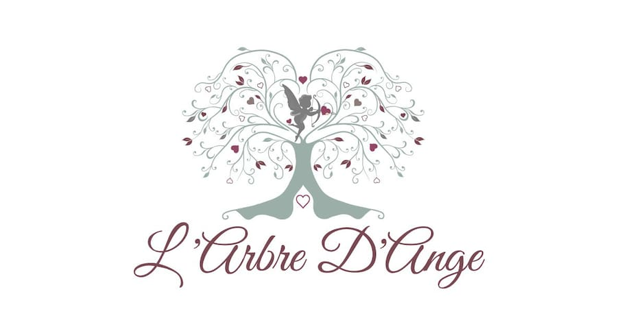 L'Arbre D'Ange B&B THE FRENCH ROOM Montmorillon - Montmorillon - 家庭式旅館