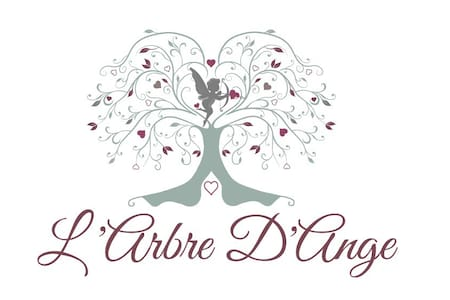 L'Arbre D'Ange B&B THE FRENCH ROOM Montmorillon - Montmorillon - Гестхаус