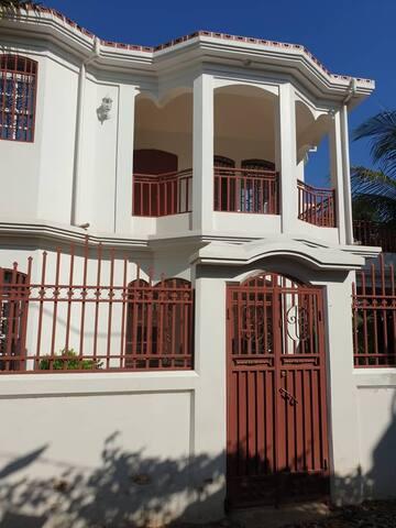 Une belle maison dans un cadre agréable