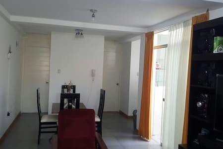 Apartamento amoblado  primer piso (4 Personas) - Victor Larco Herrera, La Libertad, PE