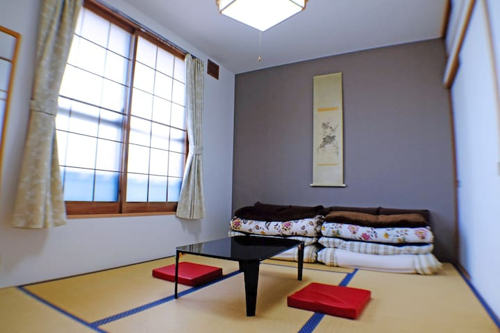 【Private Tatami Room】Super Kind Host!/JR Hakodate/