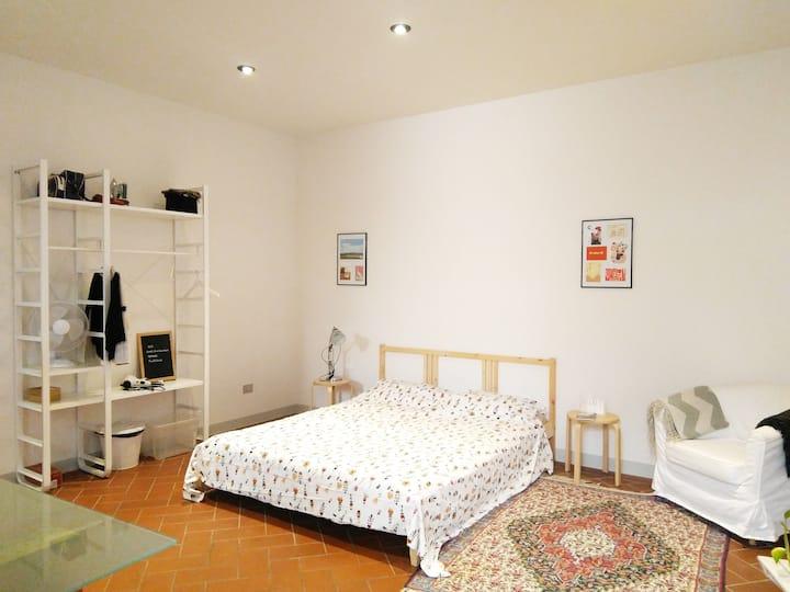 Nice little flat in Imola historic center