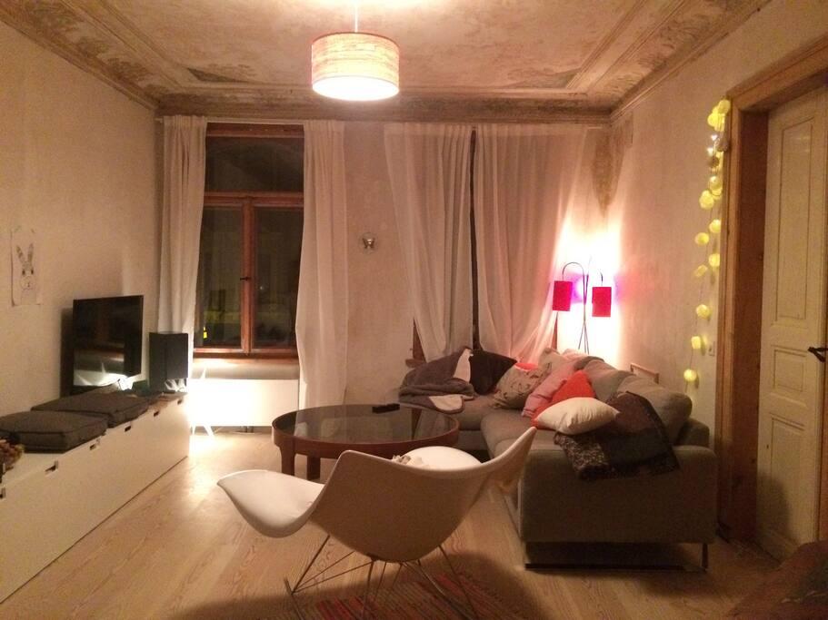Wohnzimmer // Living Room