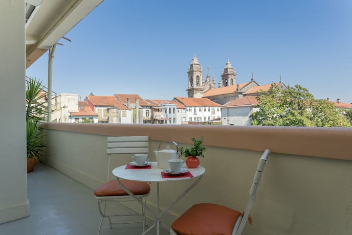 Apartment in the Historical Center - Braga - Huoneisto