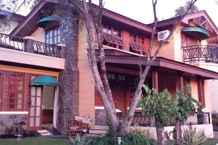 Villa kota bunga no r5-1 - Cianjur - Vila