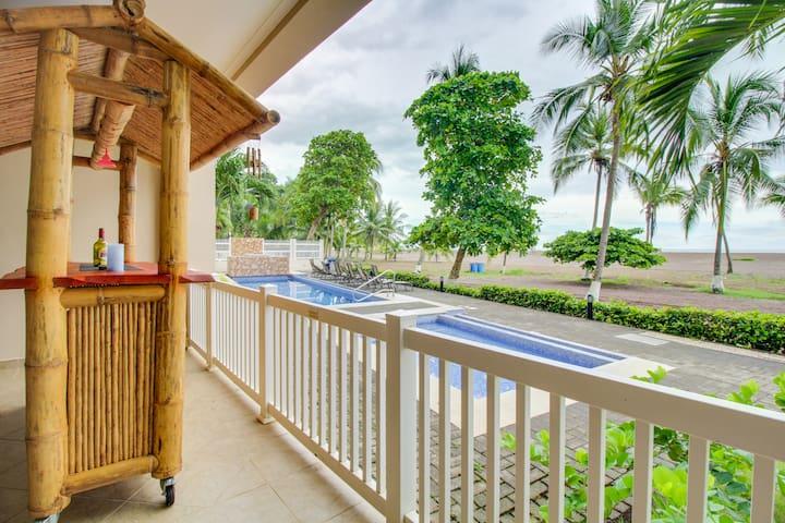 The Palms 102 Beach View - Jacó - Wohnung