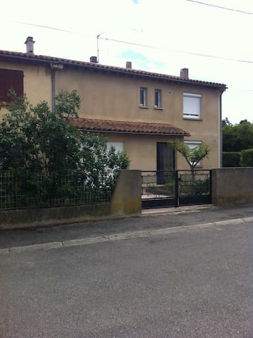 MAISON DE VACANCES - Laure-Minervois - House