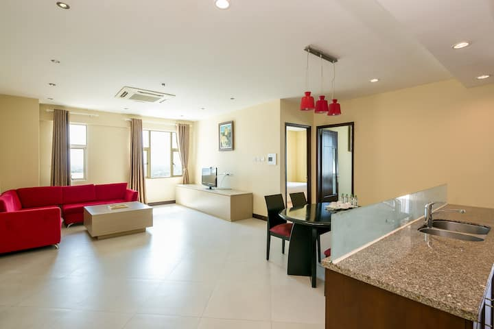 Apartment 2 BRS City center with FREE BREAKFAST