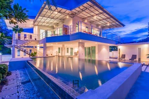 4 Bedroom Modern Pool Villa In Great Location!