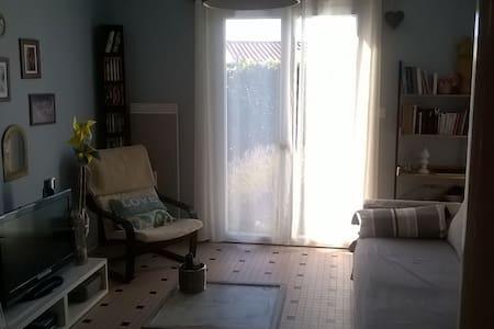 Chambre à 15 min des Sables d'Olonne - Brem-sur-Mer