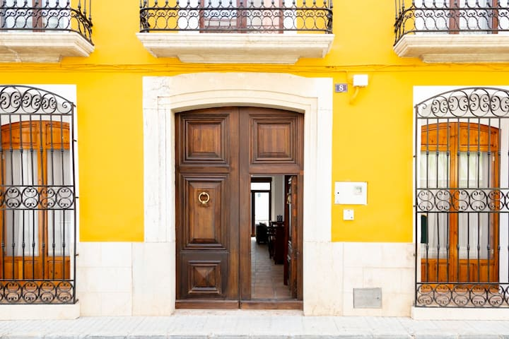 NOGUERA Casa Rural, Casa de Poble