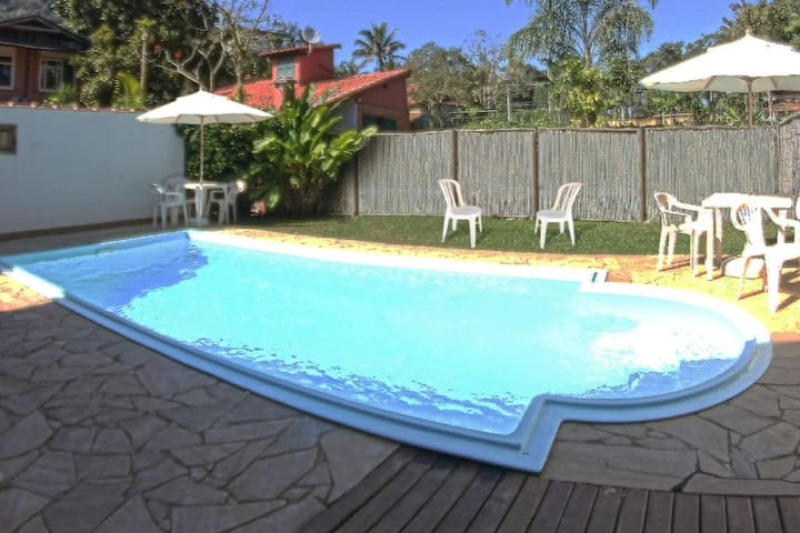 Cozy 2 bedroom in Camburi Beach