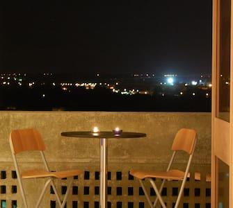 74 m2 vue sur Loire et Nantes, 10mn Aéroport - Rezé - Apartment - 1