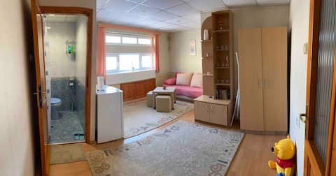 Charming studio in the very center