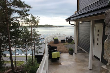 Sommerferie ved havet - Appartement