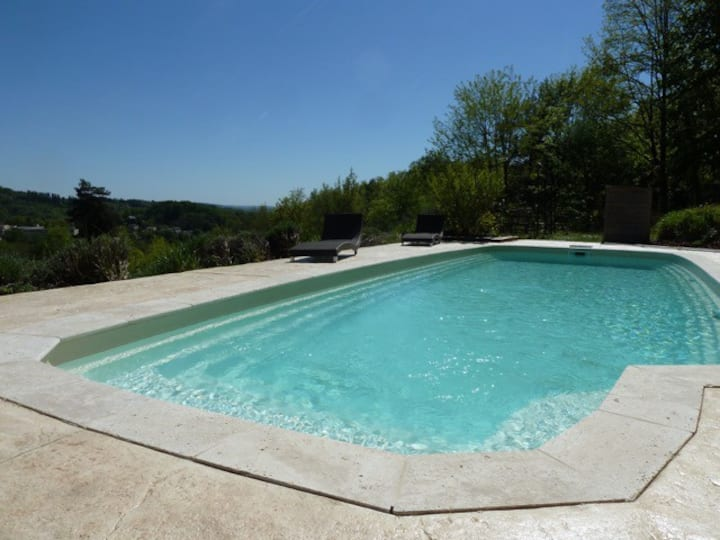 Lavender Cottage with Private Pool and Parking