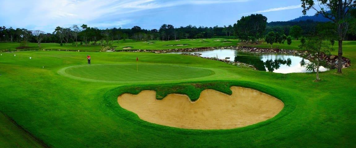 Grande Deluxe Mountain View, Golf Resort_1