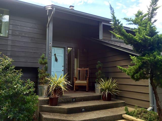 Goregeous  home, lower unit duplex - Bellingham - House