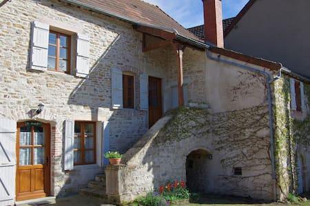 La Montgolfière - Moroges - Hus