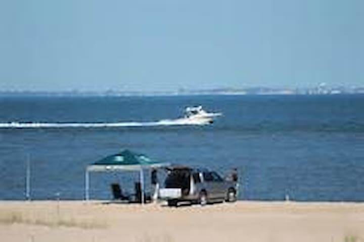 A spot at the Beach