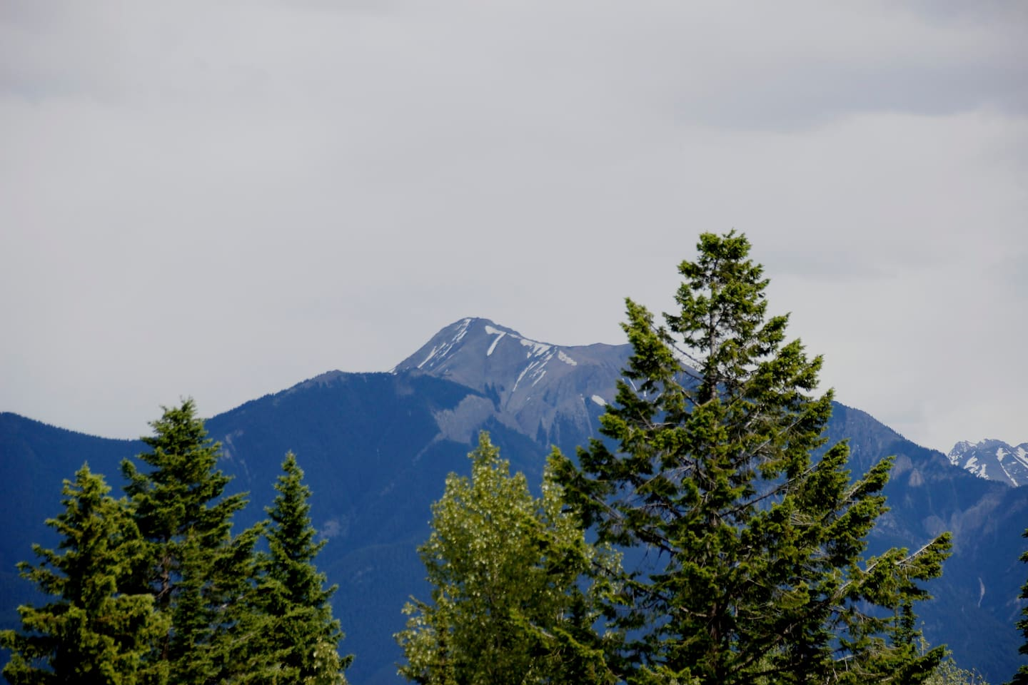Mount 7- View from our deck