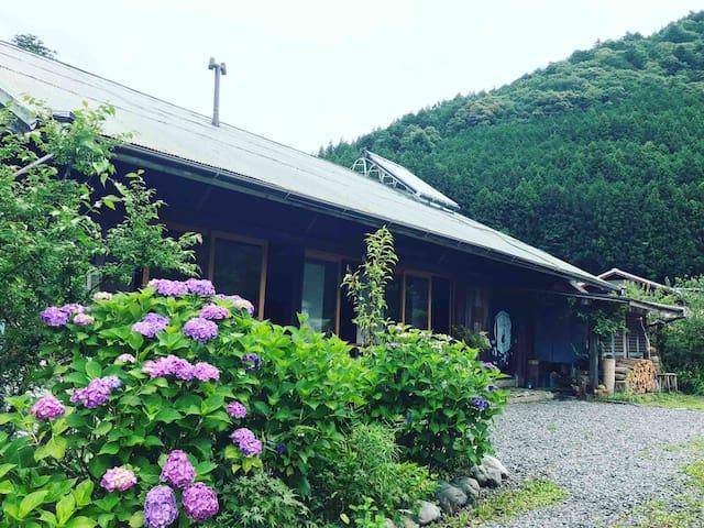 Chillout time in the nature/Vegan Restaurant & Inn