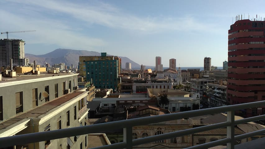 Departamento en el centro de Iquique - Iquique - Apartamento
