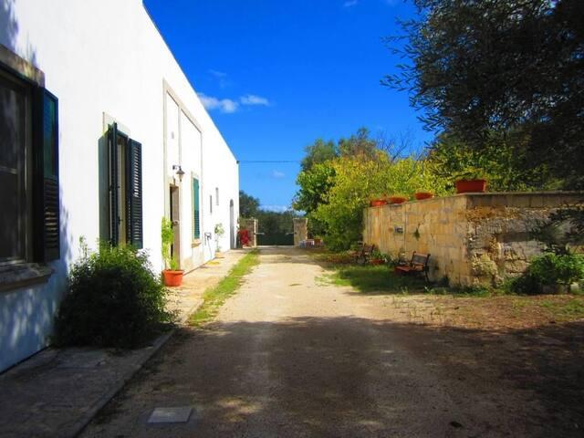 Villa di campagna Otranto - Uggiano la chiesa - Villa